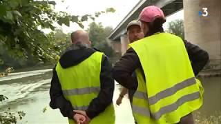 Toulouse : lancement d'une étude sur la pollution plastique dans la Garonne