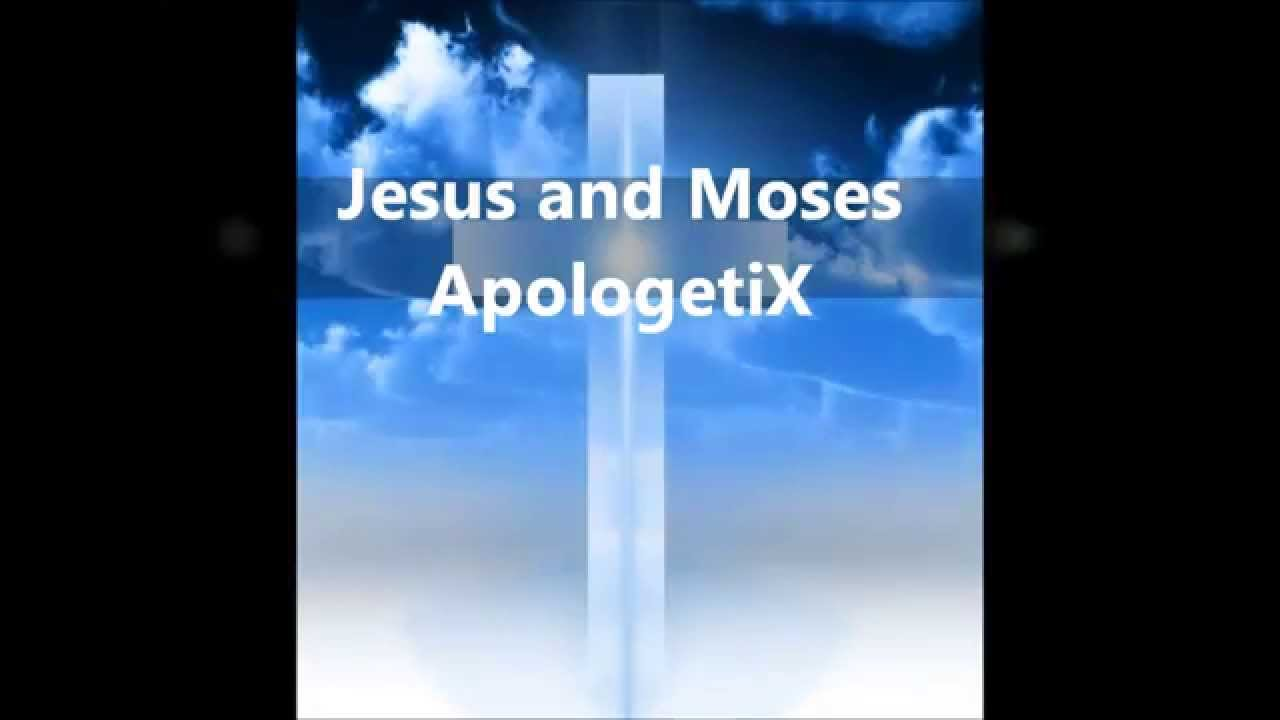 jesus and moses The mountain jesus was on is unnamed but the correlation to both moses and jesus using a mountain in reveal matters of god's law is important moses was the judge for israel an the final authority for decision making (exodus 18-22.