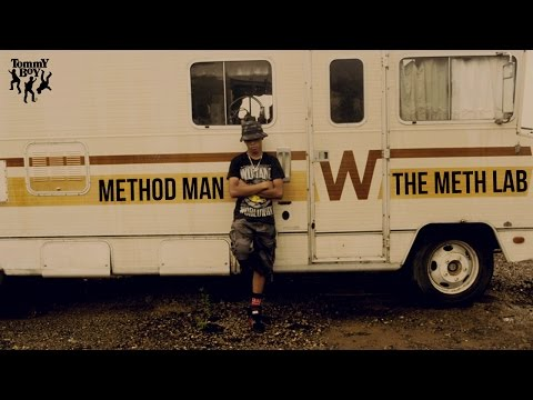 Method Man - The Meth Lab (feat. Hanz On & Streetlife) [Official Music Video]