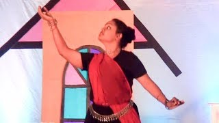 Ami nari awesome dance at Jahangirnagar University | ft tuli |