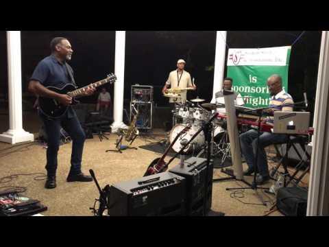 Eric Essix MOVE Trio - Live Huntsville 6/30/17 - Creole Strut