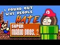 I found out why people HATE Mario 2!