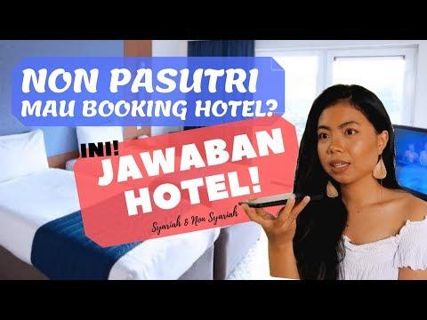 NON PASUTRI MAU CHECK IN DI HOTEL?? | INI JAWABAN HOTEL