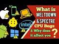 Meltdown & Spectre: A serious threat | Massive CPU Bug | Workaround/FIX
