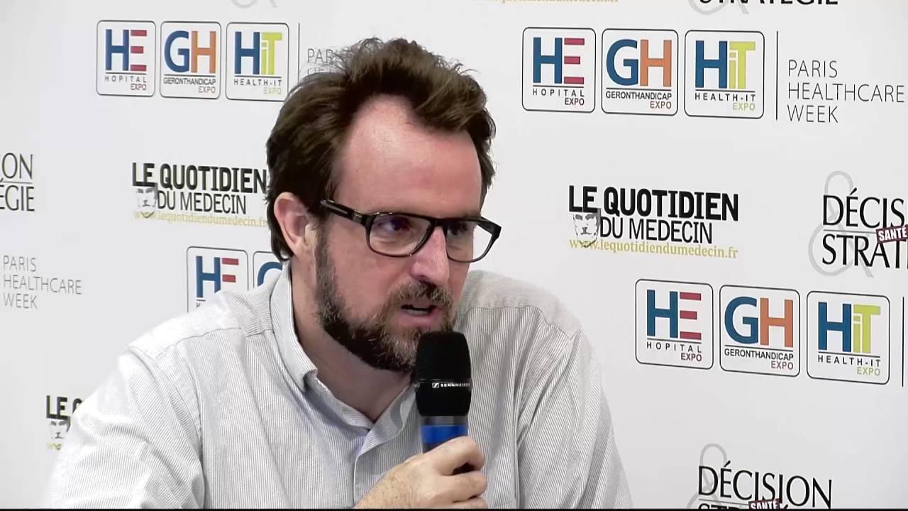 BIOSENS NUMERIQUE - Plateau TV Paris Healthcare week 2016 67208