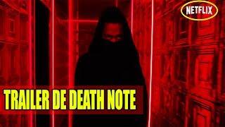 Segundo trailer de death note (netflix) / code geass temporada 3