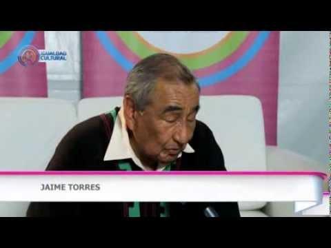 Igualdad Cultural TV habló con Jaime Torres