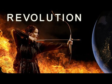 The Hunger Games - Revolution - Happy New Year 2020 (The Hunger Games World VS Our World)