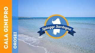 Cala Ginepro, Orosei - Sardegna