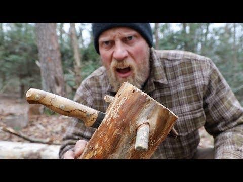 Big wood..Baton...No Good...Here is the Fix