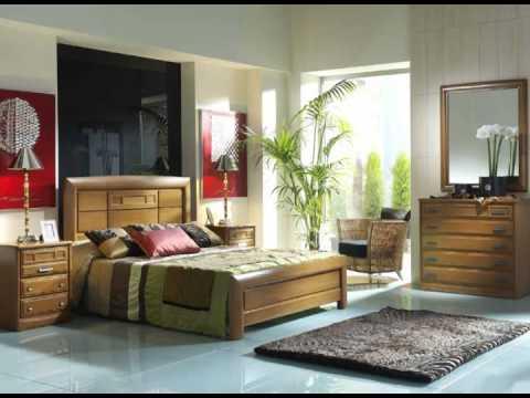 Camas de matrimonio con dise os modernos en madera youtube - Disenos de camas ...