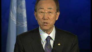 UN Secretary-General Ban Ki-moon on the Global Compact Leaders Summit 2010 Thumbnail