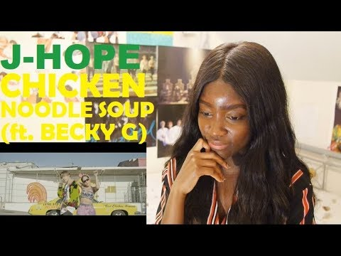 Download J-HOPE - CHICKEN NOODLE SOUP (feat. BECKY G) MV REACTION + REVIEW