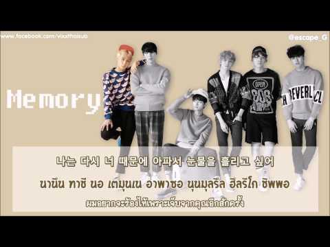[Karaoke / Thai sub] Memory - VIXX