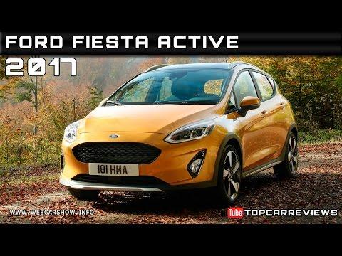 Fiesta active price