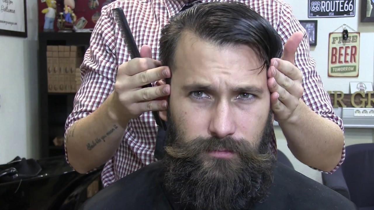 Videos de cortes de pelo de barberia