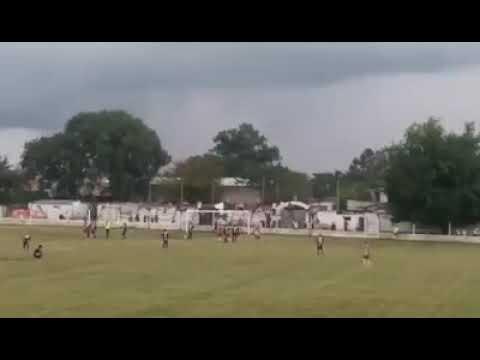 Pampa blanca gol ante el carril TDI 2015