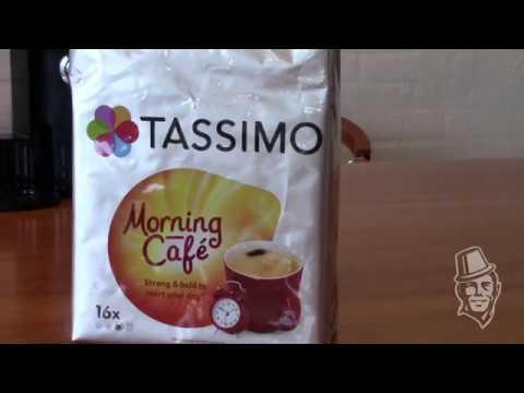 Tassimo Morning Café 16 Kapseln Für Tassimo