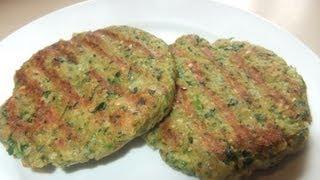 Chickpea Patties/burgers