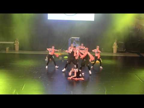 STREET DANCE SHOW SMALL GROUP ADULTS 2016- ASSOS NELUX