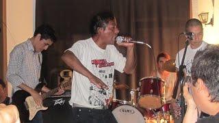 Si Maduro Me Pudro Morbo Punk Rock en Bar Lima 12 03 2015