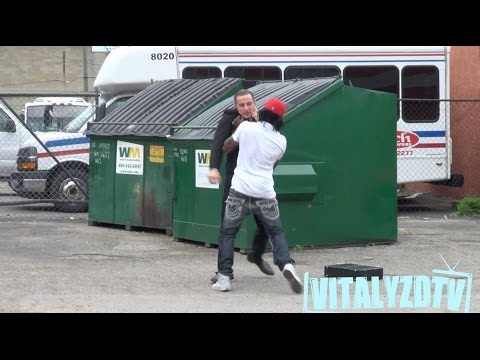 Russian Hitman In The Hood Prank!