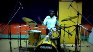 K.O (Feat. Kid X) - Caracara (Drum Cover)