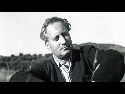 L' écrivain : Jean Giono (1895-1970)  -  Sa maison : Le Paraïs à Manosque