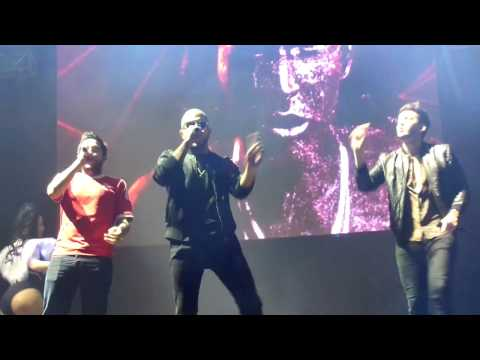 Traicionera (Remix) || Sebastian Yatra Ft Cali & El Dandee En Vivo || Urban Kings 3 - CHILE