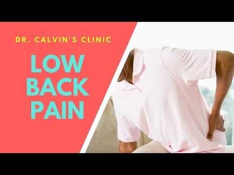 Low Back Pain Sacroiliitis Chiropractor Salt Lake City West Valley