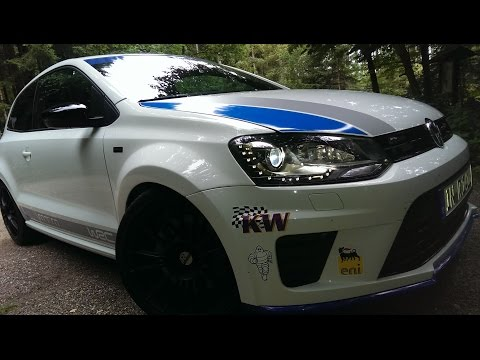 VW Polo R WRC MTM 330 HP GREAT! Exhaust Sound