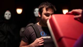 CS Games Flash Out 2015 - Universite du Quebec a Montreal - The Harvest