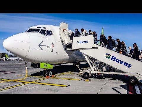 BEST ECONOMY CLASS MEAL! TRIP REPORT | Air Baltic | Boeing 737-300WL | Riga - Munich