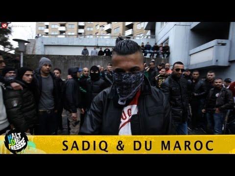 SADIQ & DU MAROC HALT DIE FRESSE 04 NR. 190 (OFFICIAL HD VERSION AGGRO TV)