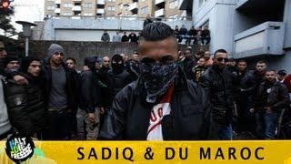 Mix - SADIQ & DU MAROC HALT DIE FRESSE 04 NR. 190 (OFFICIAL HD VERSION AGGRO TV)