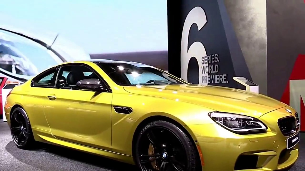 2018 bmw 6 series m6 coup u00e9 limited special first impression lookaround review