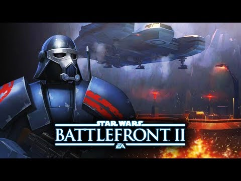 Star Wars Battlefront 2 News - Dark Troopers Rumored As New Reinforcement!