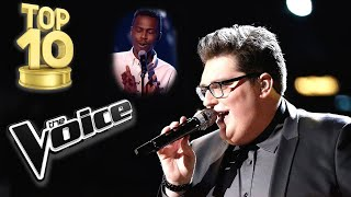 THE VOICE GLOBAL!  TOP 10 MALE LIVE PERFORMANCES OF ALL TIME!!!
