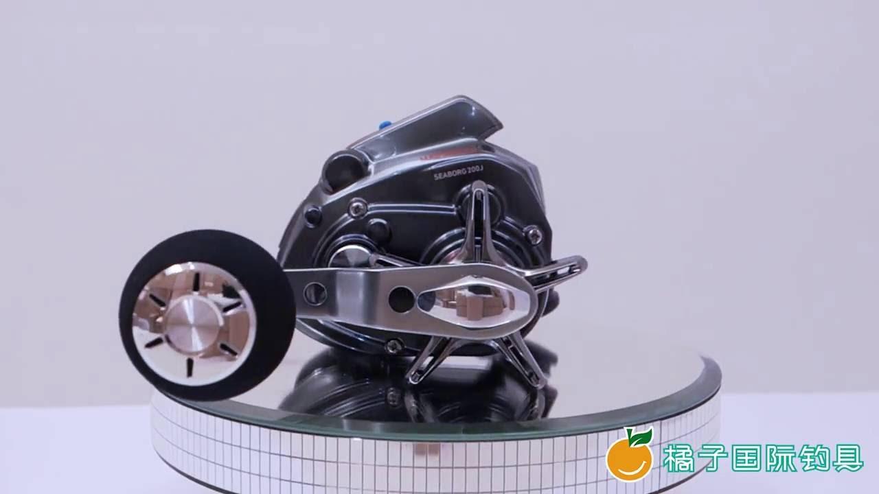 5bfdc547120 DAIWA 電動捲線器SEABORG 200J - YouTube