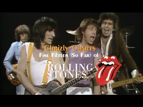 Chrizly-Charts FINE 15 [Retro]: Best Of The Rolling Stones (So Far)