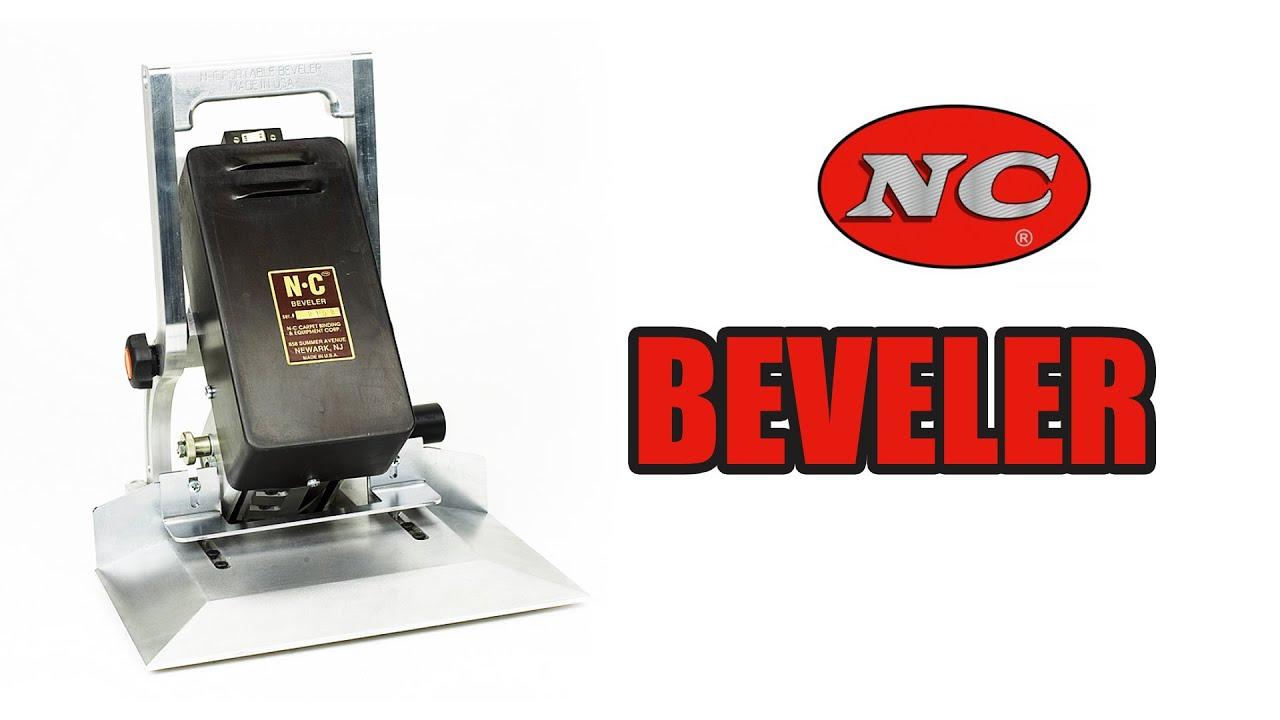 Carpet Beveler Carpet Shearing Tool Nc Beveler Youtube
