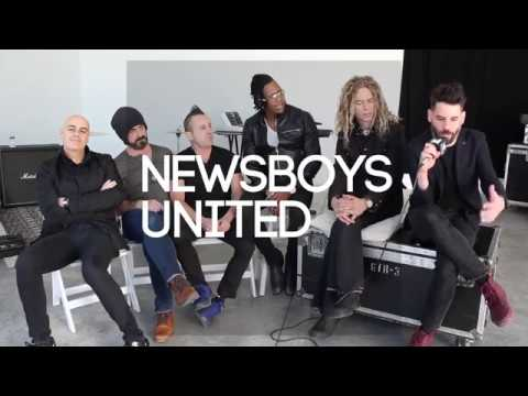 Newsboys United - INTERVIEWS AND SONGS 2018