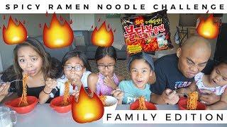 spicy ramen challenge
