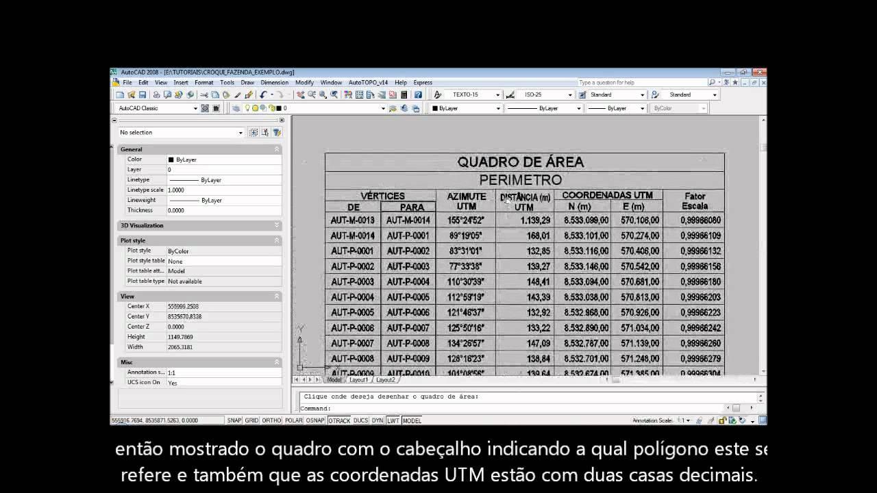 Muitas vezes Rotina-9-CRIAR-QUADRO-DE-AREA.wmv - YouTube YR89