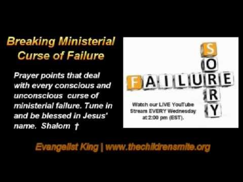 Breaking Ministerial Curse of Failure - YouTube