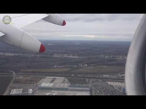 Rolls Royce Tay Power: Avanti Air Fokker 100 Takeoff from Vienna! [AirClips]