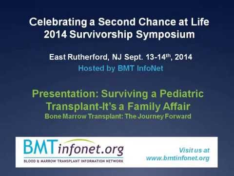 Surviving a Pediatric Transplant Its a Family Affair