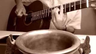 Mưa Trên Ngày Tháng Đó. Từ Công Phụng, 1968. Guitar