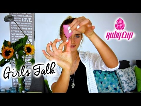 SUSTAINABLE PERIOD? Menstrual Cups! • Ruby Cup Review | Jilicious Journey