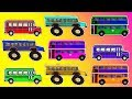 Bus Games for Kids | Compilation